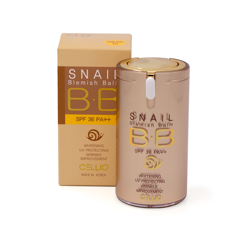 Cellio Snail Blemish Balm SPF36/PA++