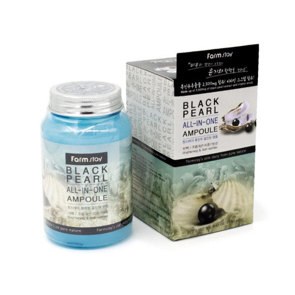 FarmStay Black Pearl All-in-One Ampoule